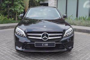Mercedes-Benz C180 2020 bán ra hơn 1,3 tỷ tại Việt Nam?