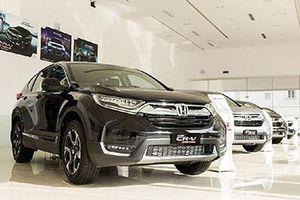 Honda CR-V giảm tới 120 triệu tại Việt Nam, sắp ra bản mới?