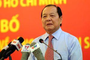 Vì sao nguyên Bí thư Thành ủy TPHCM Lê Thanh Hải bị đề nghị kỷ luật?