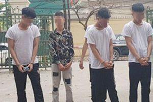 Thủ đoạn tinh vi của nhóm thanh niên cướp tài sản của người đàn ông đồng tính