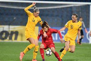Thảm bại trước Úc, tuyển Việt Nam khó mơ đến chiếc vé dự Olympic Tokyo 2020