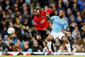 Quỷ đỏ sẵn sàng cho derby với Man City