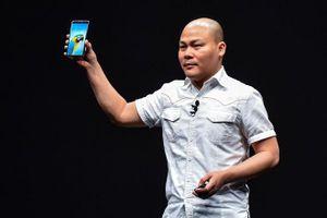 CEO Nguyễn Tử Quảng ấn định ngày ra mắt Bphone 4