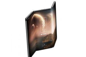 TCL ra mắt smartphone màn hình gập làm ba và trượt