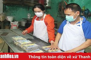 Phát triển thương hiệu chè lam Phủ Quảng
