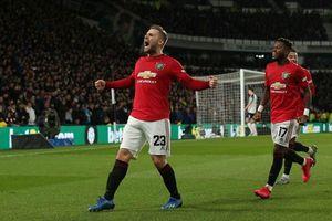 Kết quả Derby County 0-3 M.U: Ighalo lập cú đúp, M.U đại thắng đội bóng của Rooney