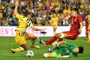 ĐT nữ Việt Nam tiếp đón Australia trên sân không khán giả