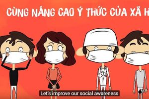 'Ghen cô Vy' gây sốt toàn thế giới, ekip bắt tay làm bản tiếng Anh