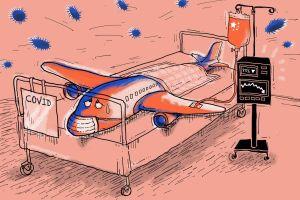 Dịch Covid-19 đập nát tham vọng bá chủ hàng không thế giới của TQ