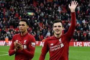 Hàng tiền vệ là vấn đề của Liverpool