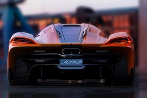 Siêu xe Koenigsegg Jesko Absolut có thể đạt tốc độ 532 km/h