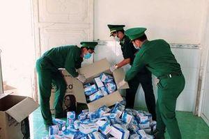 An Giang: Thu giữ 10.000 khẩu trang y tế không rõ nguồn gốc