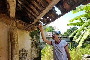 Đình làng Trường Lưu - Di tích lịch sử đang xuống cấp