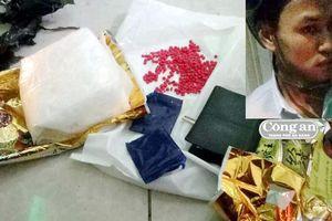 Ma túy 'tem lưỡi' LSD đã xuất hiện ở Đà Nẵng