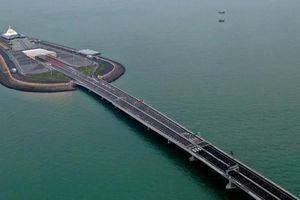 Cây cầu vượt biển dài và hiện đại nhất hành tinh