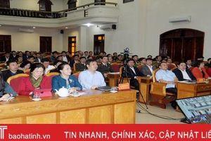 Quán triệt các hướng dẫn, quy định mới về công tác kiểm tra, giám sát phục vụ đại hội Đảng các cấp ở Hà Tĩnh