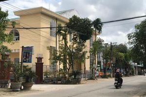 Quảng Ngãi: Xã xây nhà văn hóa chiếm đất hành lang an toàn giao thông