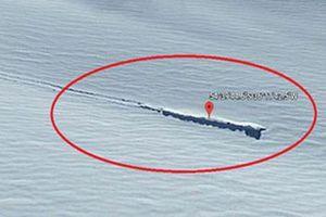 Google Earth phát hiện đĩa bay UFO rơi