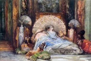 Hoàng hậu quyền lực bậc nhất Đế chế Byzantine xuất thân từ… nhà chứa