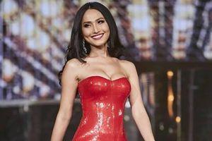 Hoài Sa báo tin vui trước chung kết Hoa hậu Chuyển giới quốc tế