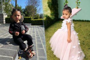 Con gái Kylie Jenner và những lần 'xài' đồ hiệu đắt tiền ai nhìn cũng ao ước