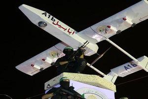 UAV Iran đánh chặn máy bay do thám Mỹ trên bầu trời Syria