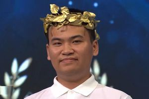 10X Ninh Bình được đối thủ gọi là 'huyền thoại' vào thi quý Olympia