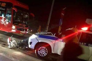 CSGT Vĩnh Long lên tiếng vụ bị tố gây tai nạn rồi bỏ đi