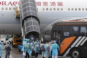Hong Kong ghi nhận ca tử vong thứ ba do dịch bệnh COVID-19