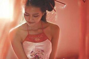 Phụ nữ Trung Quốc xưa không mặc nội y!