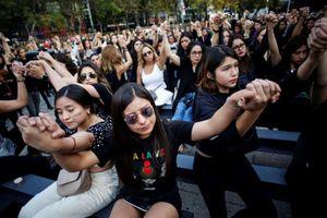 Hàng triệu phụ nữ Mỹ Latin tuần hành kỷ niệm ngày Quốc tế Phụ nữ