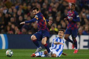 Barcelona - Sociedad: Messi kém duyên, Barca có chiến thắng tối thiểu nhờ VAR