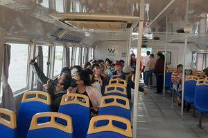 Du lịch đường sông TPHCM chưa hấp dẫn vì 'nghèo' sản phẩm