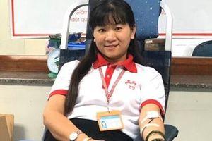 Hành trình hiến máu cứu người của một 'Sứ giả đỏ'