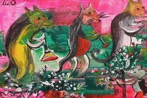 Thưởng thức những kiệt tác đến từ những họa sĩ vĩ đại của Rumani- Việt Nam