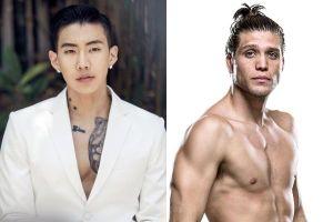Jay Park bị võ sĩ Brian Ortega tát mạnh và đe dọa