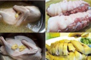 3 Công thức luộc các loại thịt thơm ngon, mềm ngọt không bị hôi