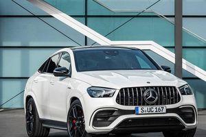 Mercedes-AMG GLE 63 4MATIC+ Coupe: Mạnh như siêu xe