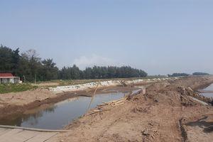 Nam Định: Teo tóp rừng phòng hộ ven biển huyện Nghĩa Hưng