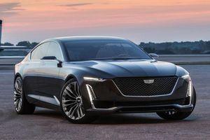 Sedan mới của Cadillac sẽ đắt ngang xe siêu sang