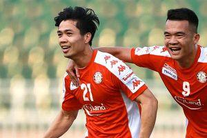 Đội bóng Lào có cản được Công Phượng đang thăng hoa?