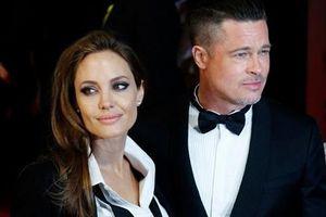 Brad Pitt không dự liên hoan phim để cùng Angelina Jolie chăm sóc hai con gái