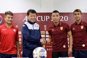 HLV CLB TP. Hồ Chí Minh không ngại Covid-19 khi đá AFC Cup ở Lào
