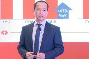 Ông Phùng Quang Hưng được Techcombank bổ nhiệm làm Phó Tổng Giám đốc thường trực