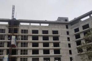 Mất an toàn lao động tại công trình xây dựng trên địa bàn Hà Nam, Nam Định