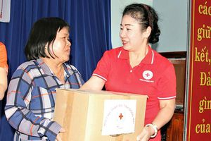 Các hội quần chúng thực hiện nhiều hoạt động cứu trợ, trợ giúp nhân đạo