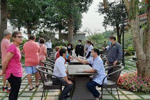 Dỡ bỏ lệnh phong tỏa đối với 2 cơ sở lưu trú trên địa bàn huyện Hoa Lư