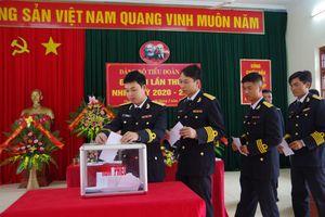 Đại hội Đảng bộ Tiểu đoàn 473 (Lữ đoàn Hải quân 147) nhiệm kỳ 2020-2025