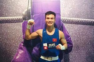 Võ sĩ Nguyễn Văn Đương giành vé dự Olympic 2020