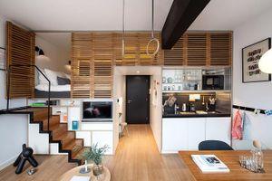 Căn hộ 25 m2: Hãy hỏi người dân